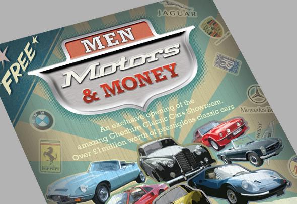 Men, motors and money