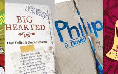 New book cover designs help authors launch work